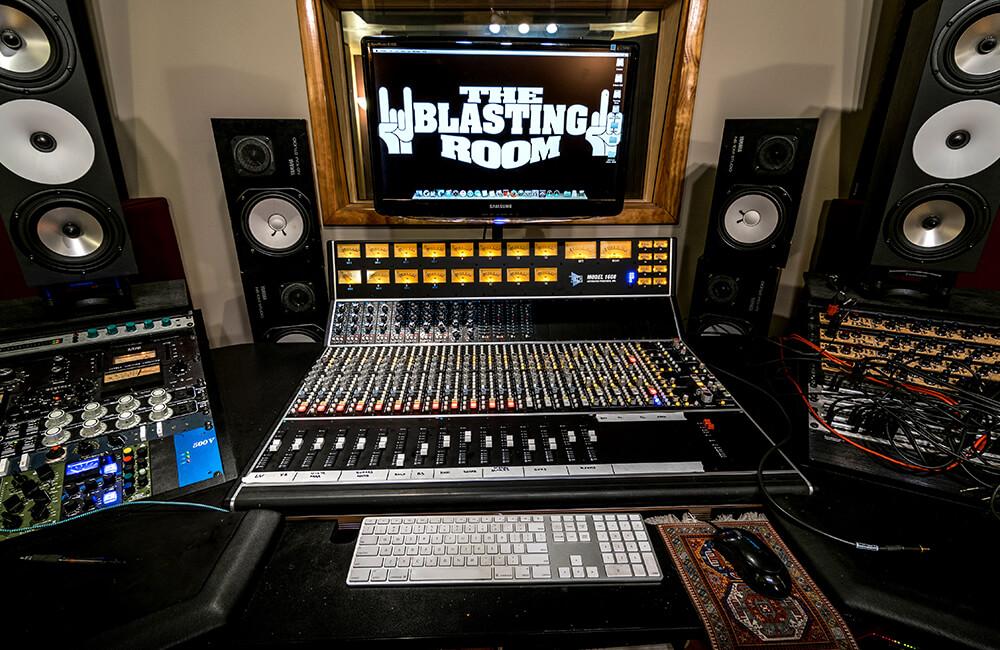 Mastering | The Blasting Room Studios